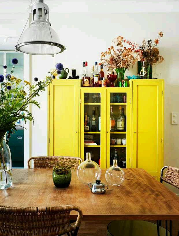 16 ideas de muebles con personalidad para el almacenaje en for Casas para almacenaje