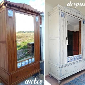 16 ideas de muebles con personalidad para el almacenaje en - Transformar muebles viejos ...