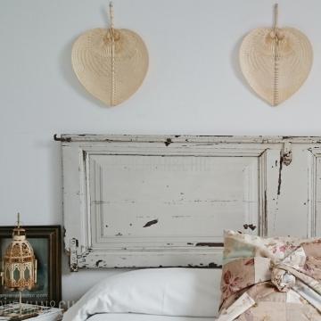 Insp rate con nuestro blog tienda online de decoraci n y - Cabecera de cama reciclada ...