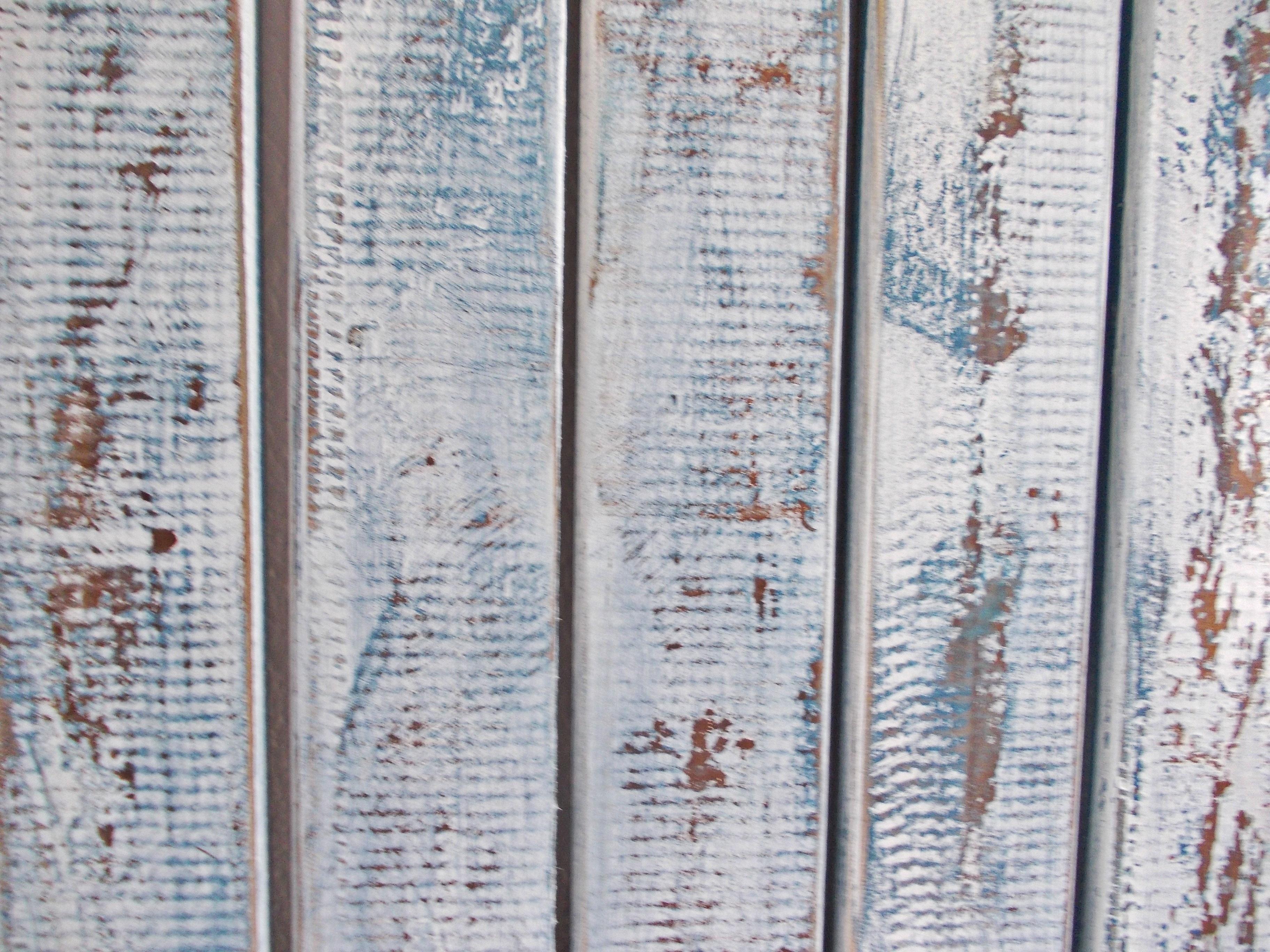 Cabecero de ni o blue kid headboard blue tienda online - Cabeceros de madera rusticos ...