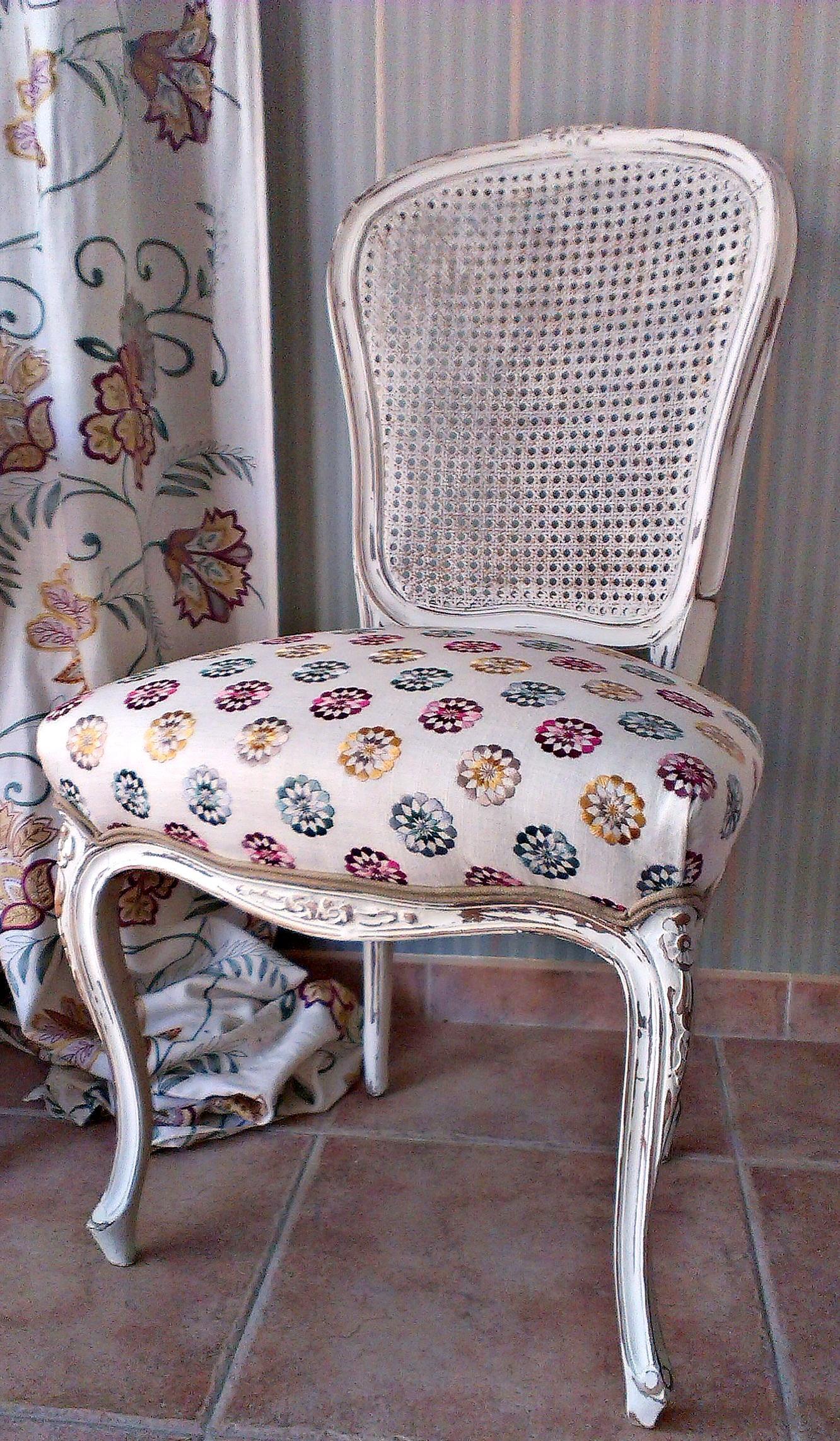 Sillas vintage estilo lu s xv tienda online de decoraci n y muebles personalizados - Sillas estilo vintage ...