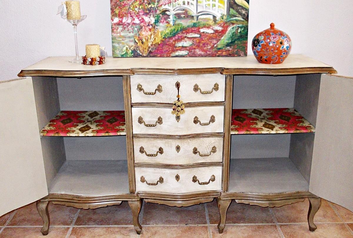 Adesivo De Mesversario ~ Aparador vintage Tienda online de decoración y muebles