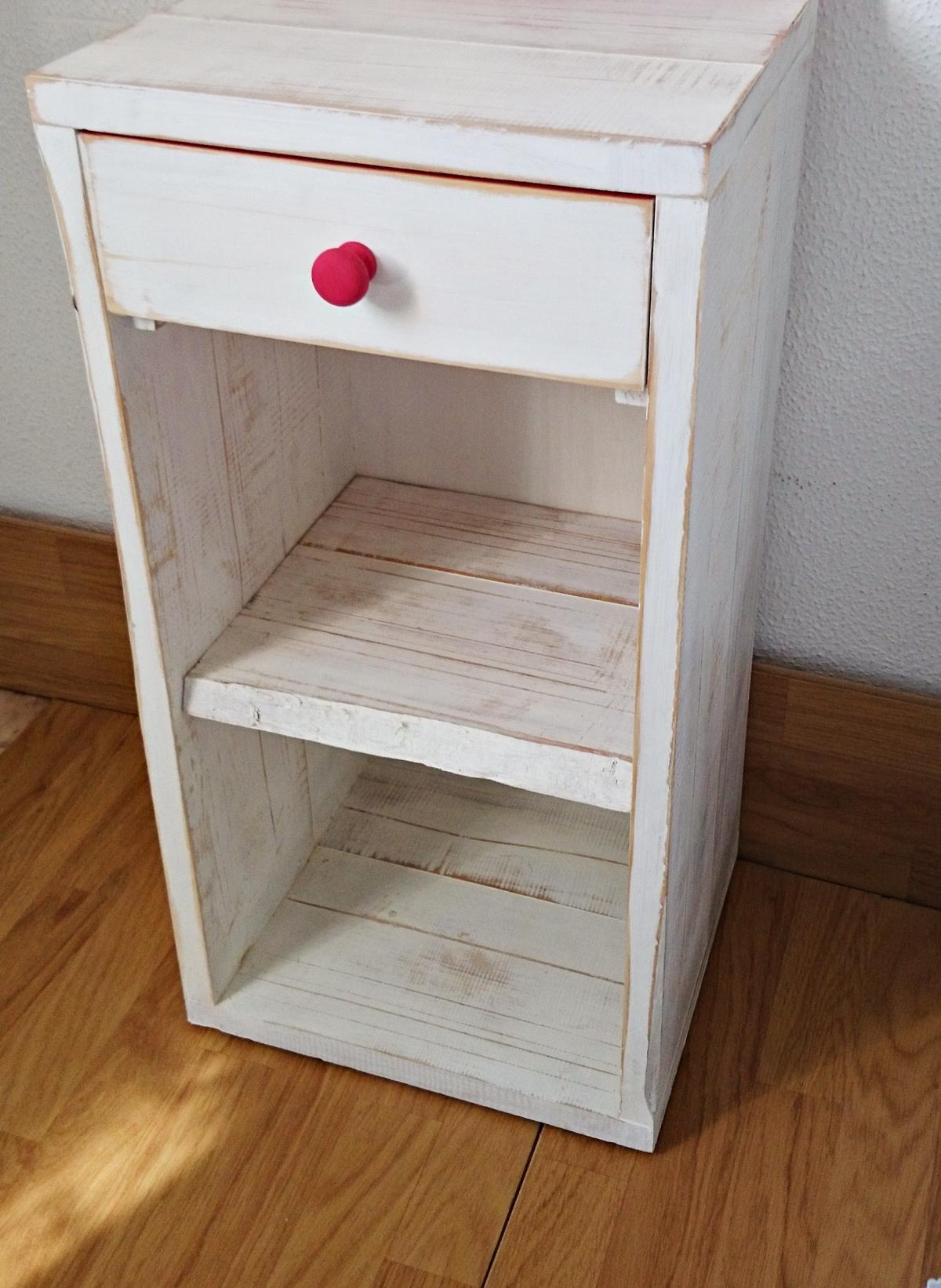 Mesita noche kyoto tienda online de decoraci n y muebles - Mesita de noche segunda mano ...