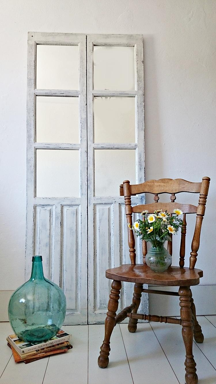 espejo con puerta antigua tienda online de decoraci n y