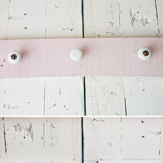 perchero de pared rosa | Tienda online de decoración y muebles ...