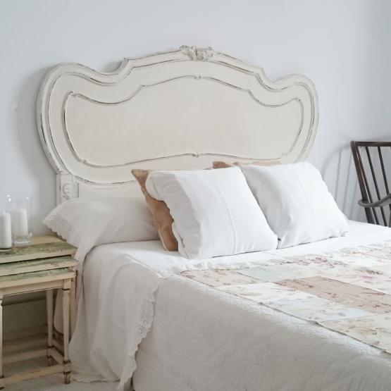Cabecero vintage estilo Luis XV | Tienda online de decoración y ...