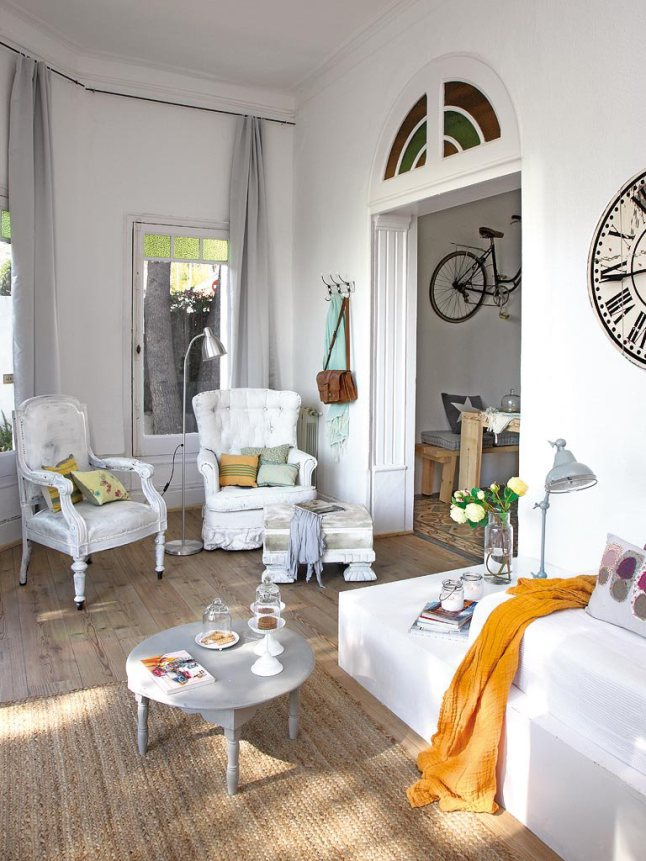 Una casa de estilo boho chic en barcelona tienda online for Casas de muebles en barcelona