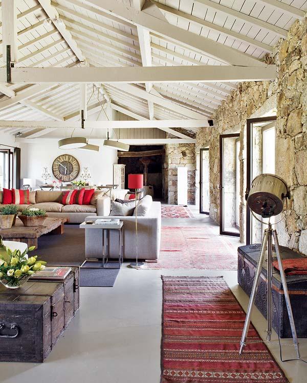 Una casa encantadora de estilo Boho Chic  Bohemian and Chic