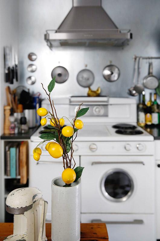 Una cocina con alma vintage decoraci n - Cocina con alma ...