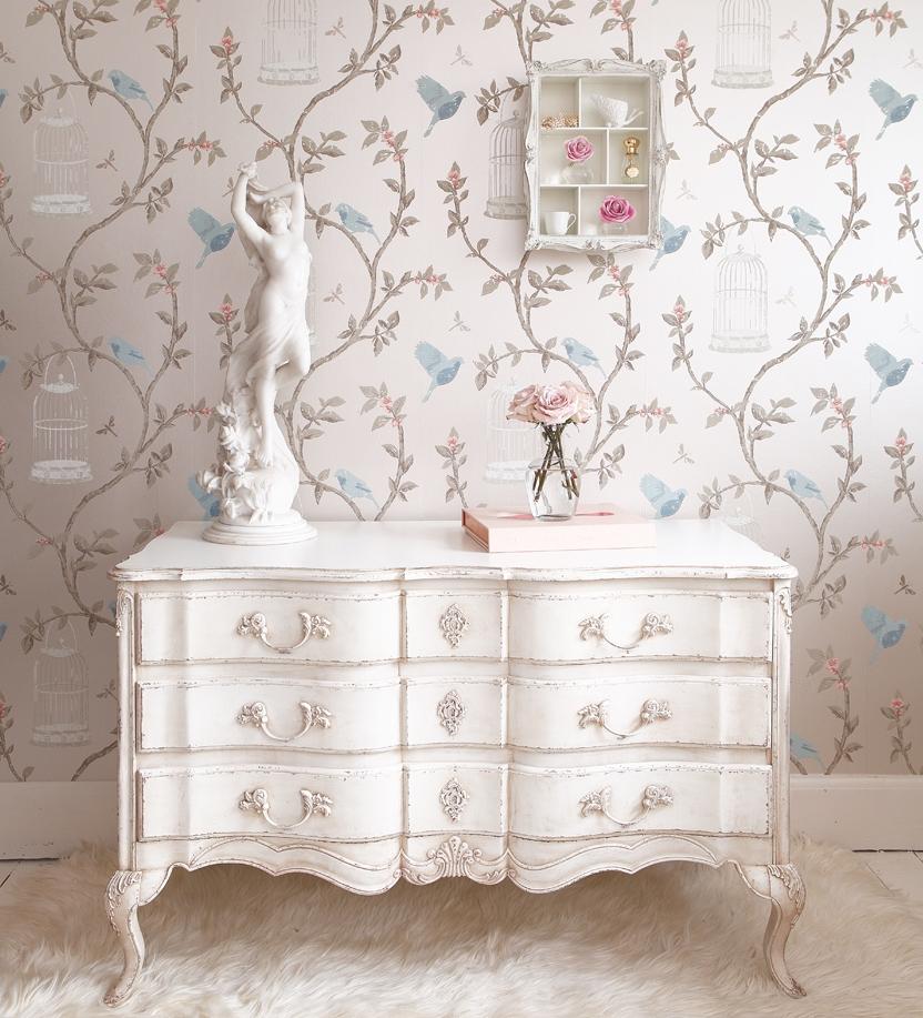 9 t cnicas para pintar una c moda tienda online de - Tecnicas de pintar muebles ...